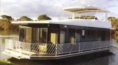 Hausbootabenteuer auf dem Murray River