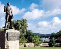 Cookgtown Cook-Denkmal