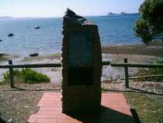 First Landing Monument