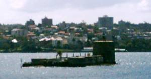 Fort Denison in Sydney