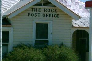 The Rock Post Office