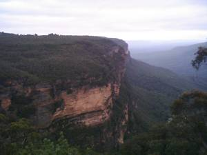 Wentworth Fall Blue Mountains