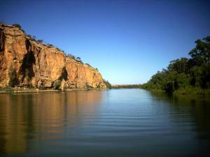 Reisebericht, The Old Murray River