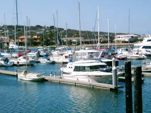 Lincoln Cove Marina