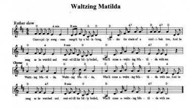 Nationalhymne Australien
