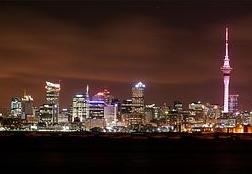 In Auckland erlebt man eine Großsstadt mit vielen Unternehmungsmöglichkeiten