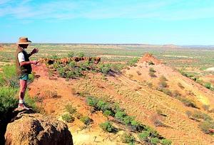 Der Diamantina Nationalpark umfasst ein großes Areal