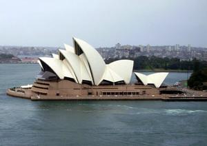 Sydney ist Hauptstadt von New South Wales