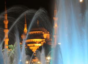 Istanbul Moschee